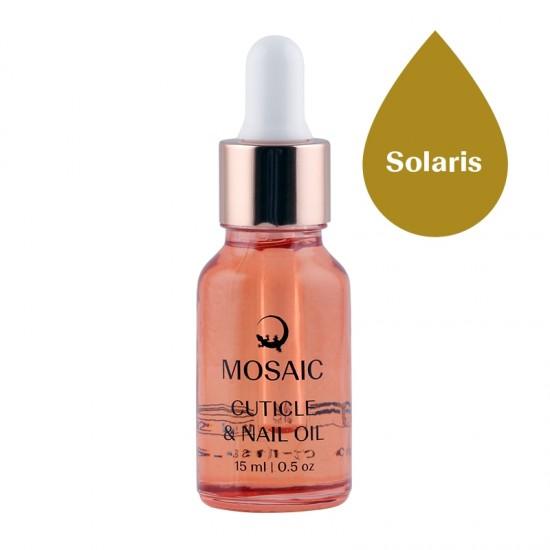 Mosaic Solaris kutikulas eļļa 15 ml