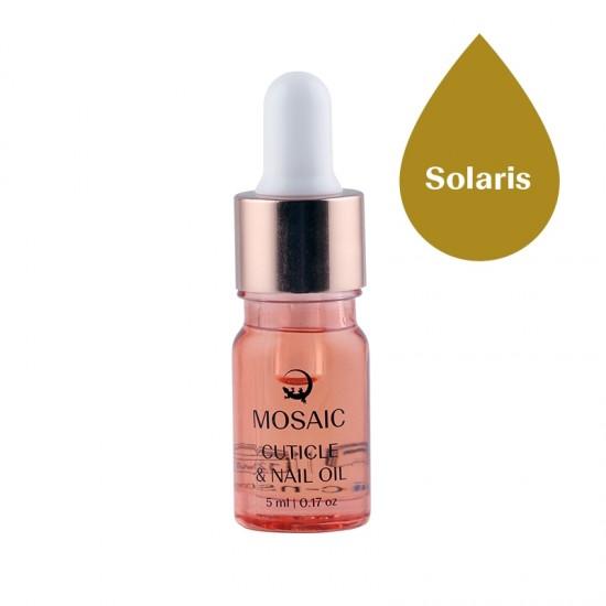 Mosaic Solaris kutikulas eļļa 5 ml