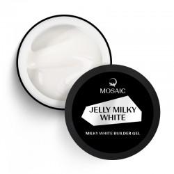 Mosaic Jelly Milky White būvējošais gēls 50 мl