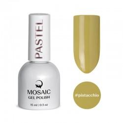 Mosaic Pistacchio/gēla laka 15 ml