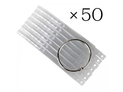 Mosaic Tipšu palete clear/square 50 gb