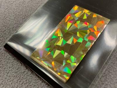 Transfer foil Gold crush