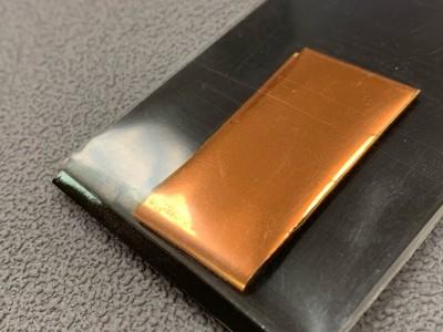 Transfer foil Light Bronze