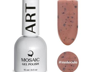 Mosaic gēla laka/Molecule  15 ml