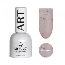 Mosaic Oxygen/gēla laka 15 ml