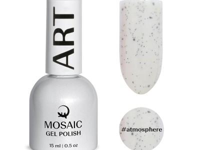 Mosaic gēla laka/Atmosphere 15 ml