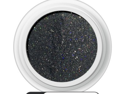 Ritzy/BLACK HOLO superfine glitter