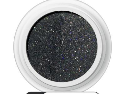 Ritzy/BLACK HOLO superfine glitter