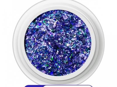 Ritzy A-04/Crushed lazurite mix glitter