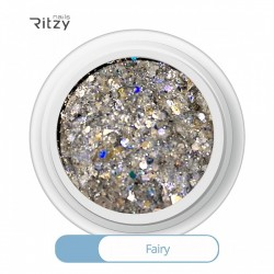 Ritzy M-07/Fairy mix glitter