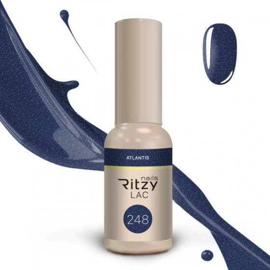 Ritzy Lac 9ml/Atlantis 248