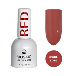 Mosaic Old-rose/gēla laka 15 ml