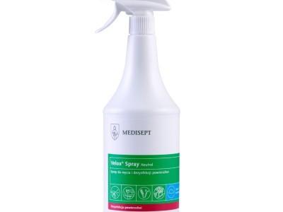 Medisept/Velox disinfection spay 1L