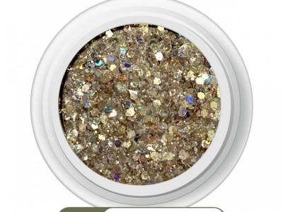 Ritzy M-04/PARADISE mix glitter