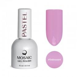 Mosaic Introvert/gēla laka 15 ml