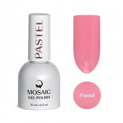 Mosaic Soul/gēla laka 15 ml