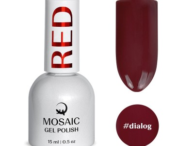 Mosaic gel polish/Dialog 15ml