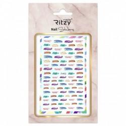 Ritzy TM/Nail art Stickers/F492