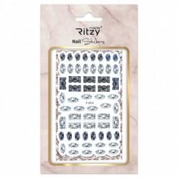 Ritzy TM/Nail art Stickers/F494