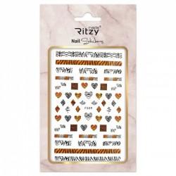 Ritzy TM/Nail art Stickers/F509