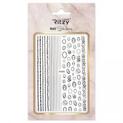 Ritzy TM/Nail art Stickers/F550