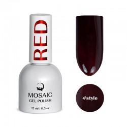 Mosaic Style/gēla laka 15 ml