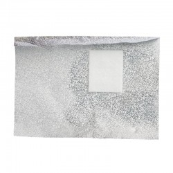 Mosaic NS/Folija ar kokvilnas spilventiņu-100 gab