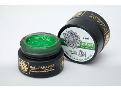 One stroke paste/Green 360020/5ml