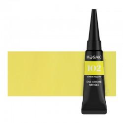 Mosaic NS/Lemon Yellow 102/5ml