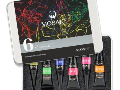 Mosaic NS/One stroke Neon kit/6*5ml