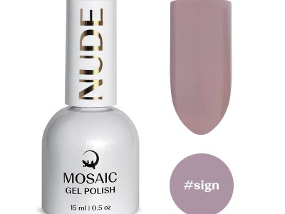 Mosaic gel polish/Sign 15ml