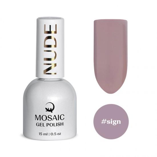 Mosaic gel polish/Sign 15ml