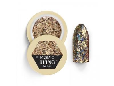 Mosaic glitter gel/Ballet 5 ml