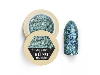 Mosaic glitter gēls/Musicle 5 ml