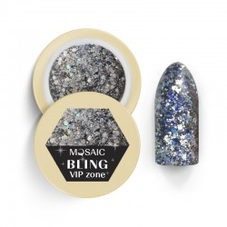 Mosaic glitter gēls/Vip zone 5 ml