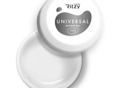 RITZY TM Universal builder gel Crystal clear/5 ml