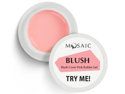 Mosaic/Blush cover pink builder gel 5ml