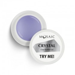 Mosaic Crystal būvējošais gēls 5 ml