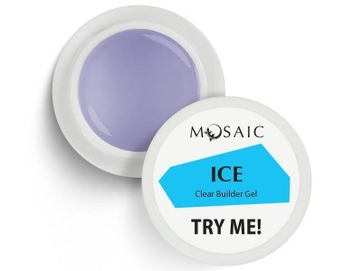 Mosaic/Ice Builder Clear gel 5ml