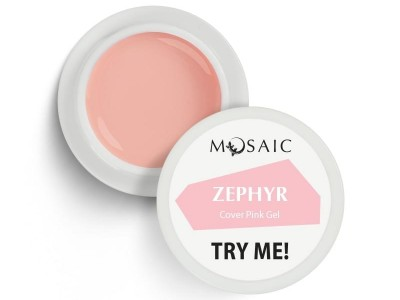 Mosaic/Zephyr cover pink builder gel 5ml