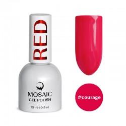 Mosaic Courage/gēla laka 15 ml