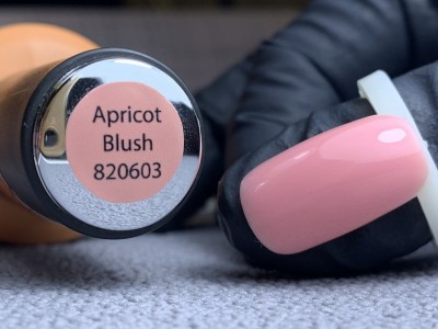 SPHYNX Lac/Fiber gel with vitamins/Apricot Blush 820603/5ml
