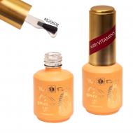 SPHYNX Lac/Fiber gel with vitamins/Clear 820608/15ml