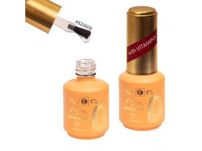 SPHYNX Lac/Fiber gel with vitamins 820608/15ml