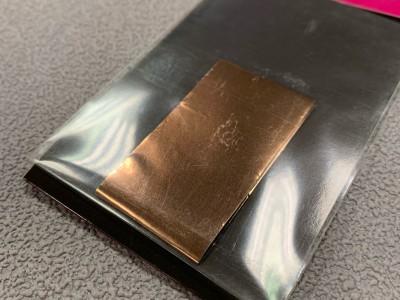 Transfer foil Bronze