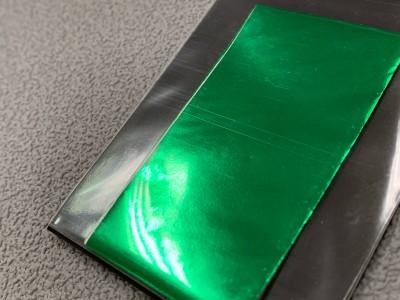 Casting foil Green