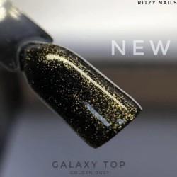 Ritzy TM/GOLDEN DUST/Tops ar spīdumiem/8ml