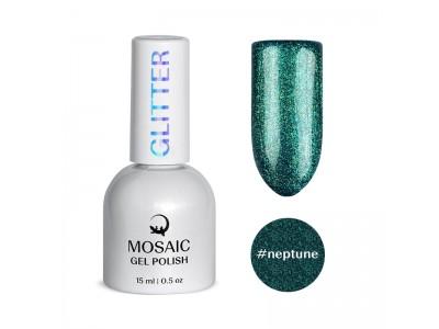 Mosaic gēla laka/Neptune 15 ml