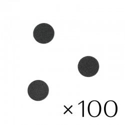 Maināmie faili pedikīra diskam/ 240 - 15 mm/ 100 gb