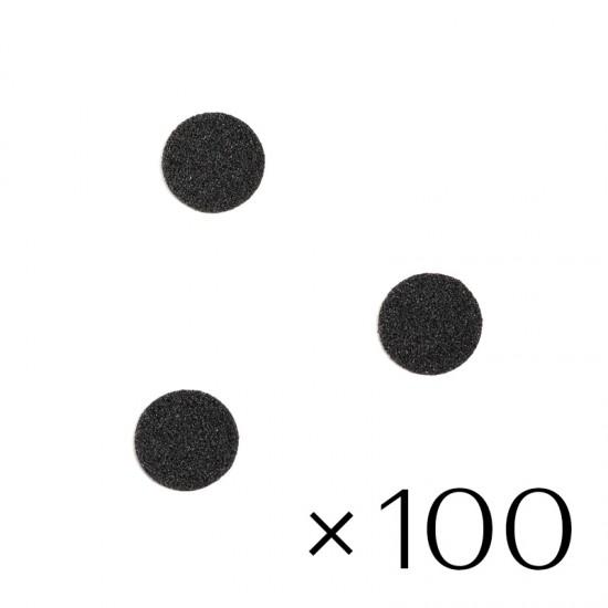 Maināmie faili pedikīra diskam/ 150 - 15 mm/ 100 gb